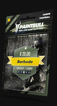 Tariffa paintball Barbudo